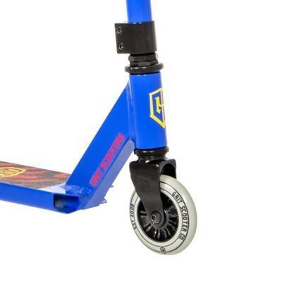 Freestyle koloběžka Grit Atom Blue - 5