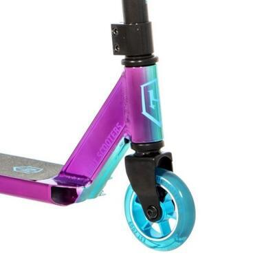 Freestyle koloběžka Grit Extremist Vapour Blue Purple Black - 5
