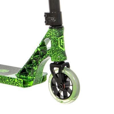 Freestyle koloběžka Grit Elite Green Black - 5