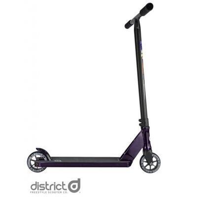 Freestyle koloběžka District C50R Rich Zelinka - 5