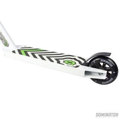 Freestyle koloběžka Dominator Scout White - 5