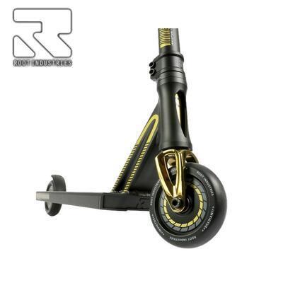 Freestyle koloběžka Root Invictus Gold - 5