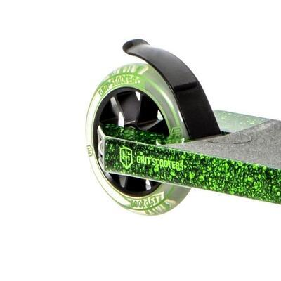 Freestyle koloběžka Grit Elite Green Black - 6