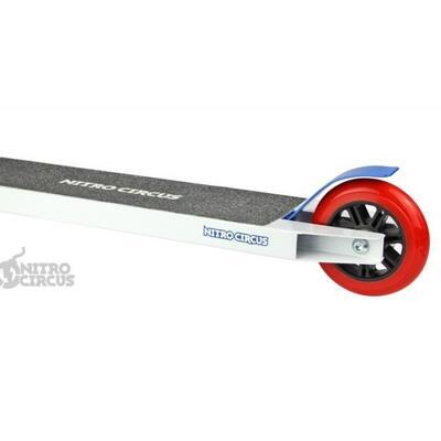 Freestyle koloběžka Nitro Circus CX2 White Blue - 6